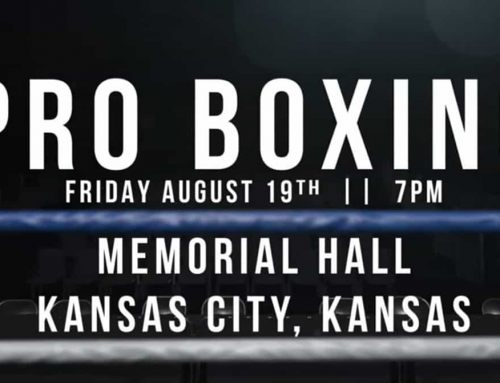 JGK Boxing: Fight Night August